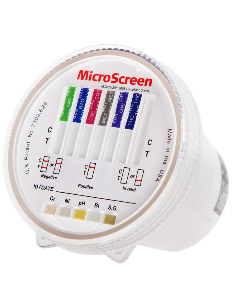 MicroScreen Cup